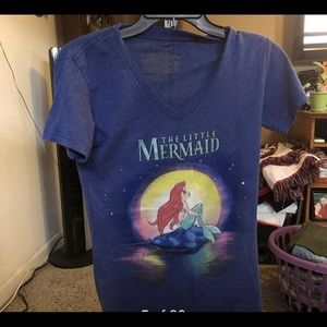 Little Mermaid Tee